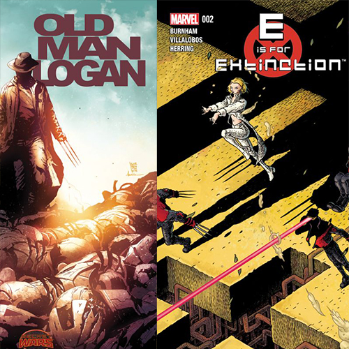 Marvel Is Exploiting My X-Men Nostalgia (And That's Fine): <i>Old Man Logan</i> & <i>E Is For Extinction</i> Review