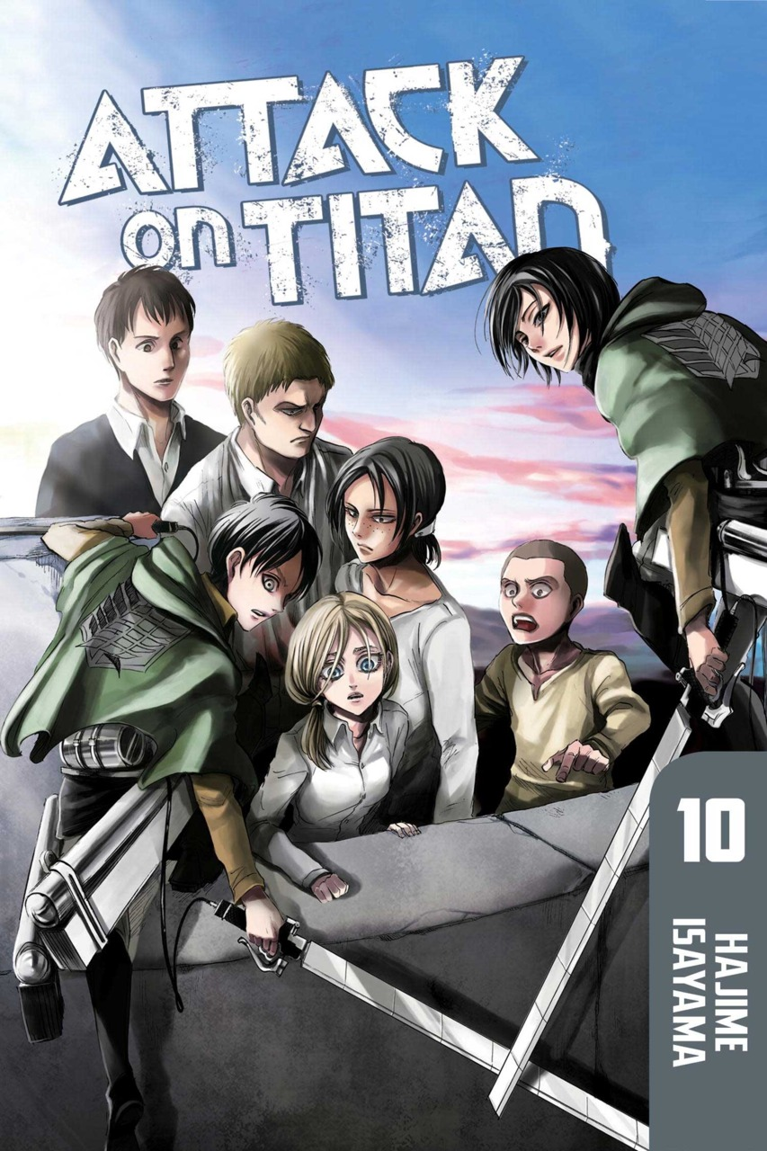 What Our Failure To Cover Attack On Titan Says About The Comics
