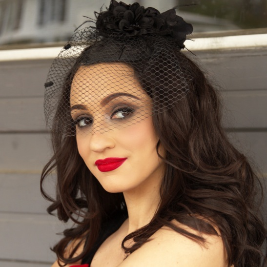 Lindi Ortega On Wonder Woman, Music and Those Little Red Boots