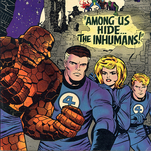 Three Ways Stan Lee and Jack Kirby's <i>Fantastic Four</i> Laid the Blueprint for Our Superhero-Centric World