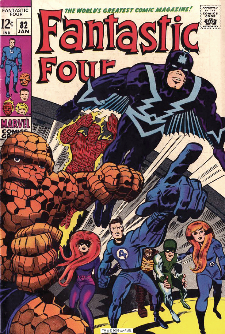 three ways stan lee and jack kirby's fantastic four laid the  - fantasticfour fantastic four  cover