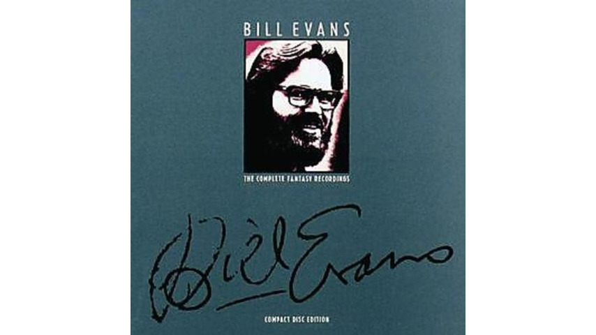 Bill Evans: <i>The Complete Fantasy Recordings</i> Review