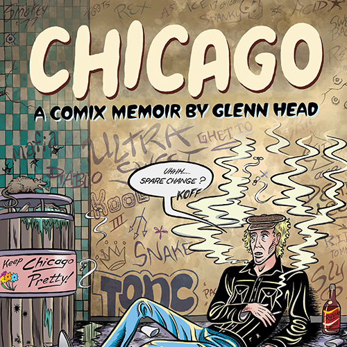 Glenn Head Looks Back on Starving Artist  Desperation in <i>Chicago</i>