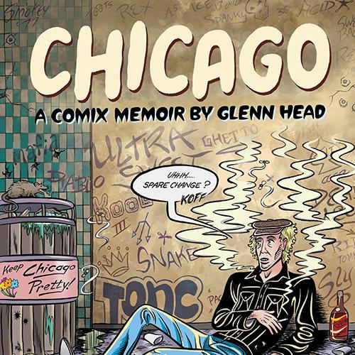 Glenn Head Looks Back on Starving Artist  Desperation in <i>Chicago</i>