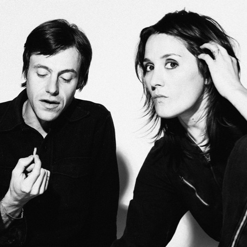 Drinks' Cate Le Bon and Tim Presley Talk Collaboration
