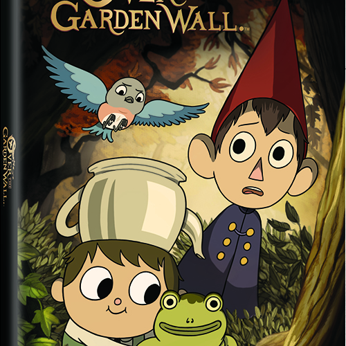 Exclusive: Woo Your High School Sweetheart with Wirt's <i>Over the Garden Wall</i> Poetry Cassette