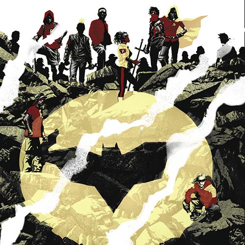 Lee Bermejo Unites a Disenfranchised Community in <i>We Are Robin</i>