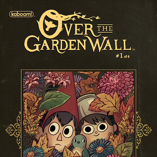 Patrick McHale & Jim Campbell Climb <i>Over the Garden Wall</i> One Last Time in Four-Issue Comic Miniseries
