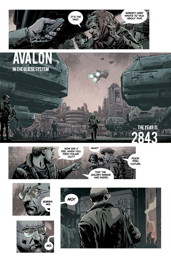"""Résultat de recherche d'images pour """"invisible republic comics"""""""