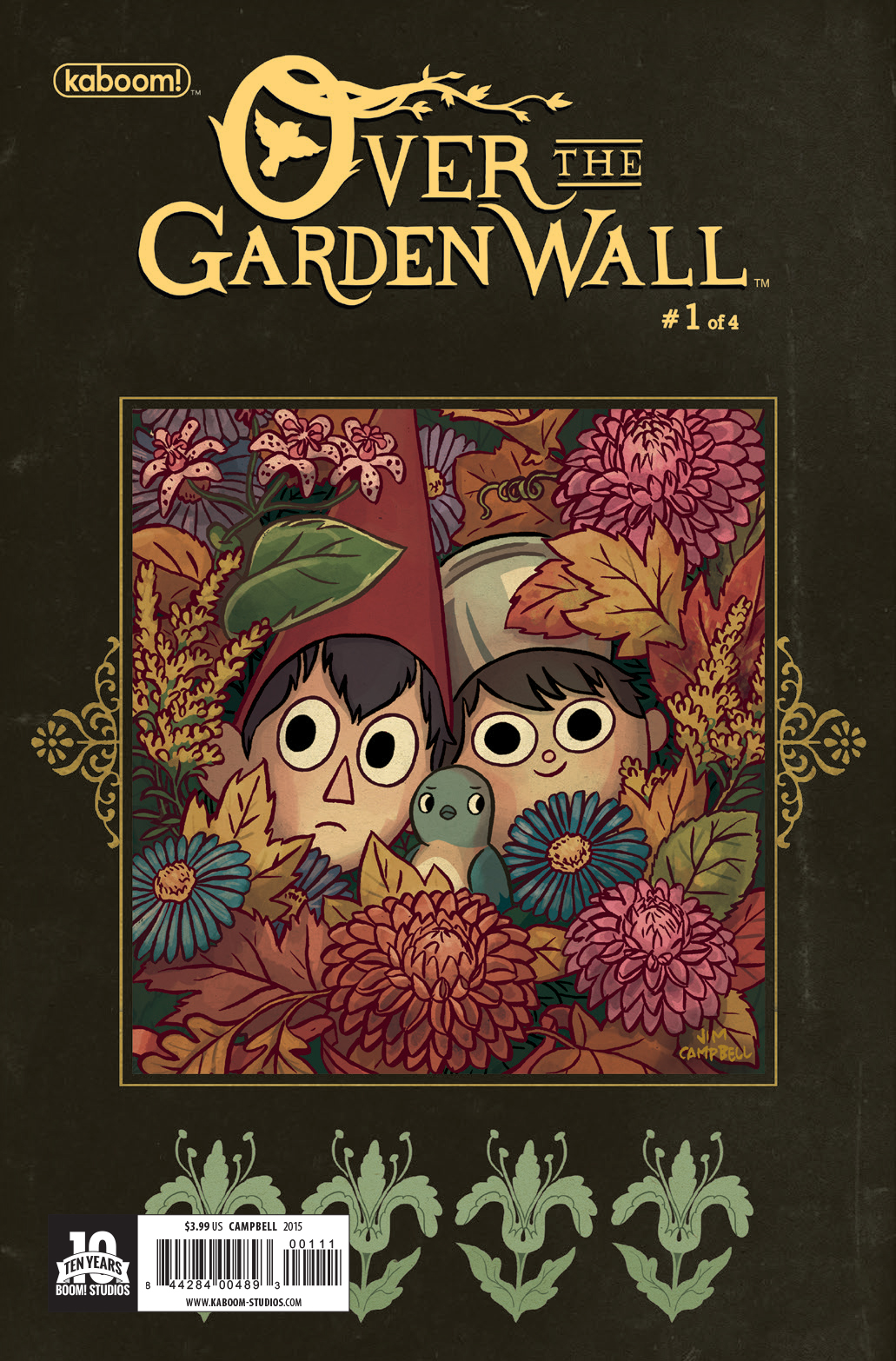 Patrick McHale   Jim Campbell Climb Over the Garden Wall One Last ... df899559ea15