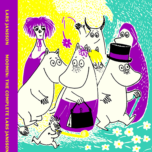 <i>Moomin Book 10: The Complete Lars Jansson Comic Strip</i> Review