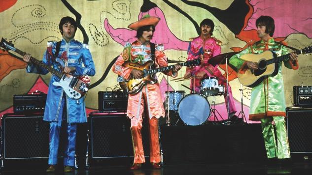 Michael Lindsay-Hogg and Giles Martin Talk the Beatles' <i>1+</i>