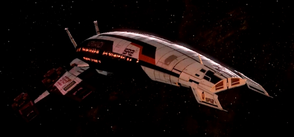 The 10 Best Spaceships In Videogames Games Lists Page 1