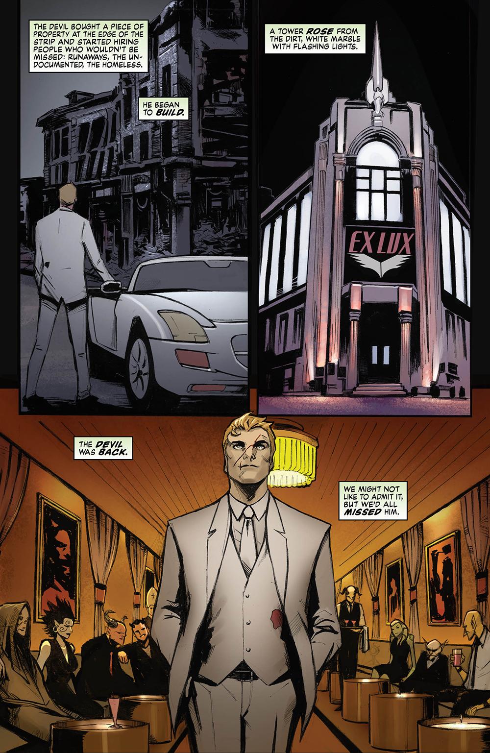 Lucifer #1 by Holly Black & Lee Garbett :: Comics ...