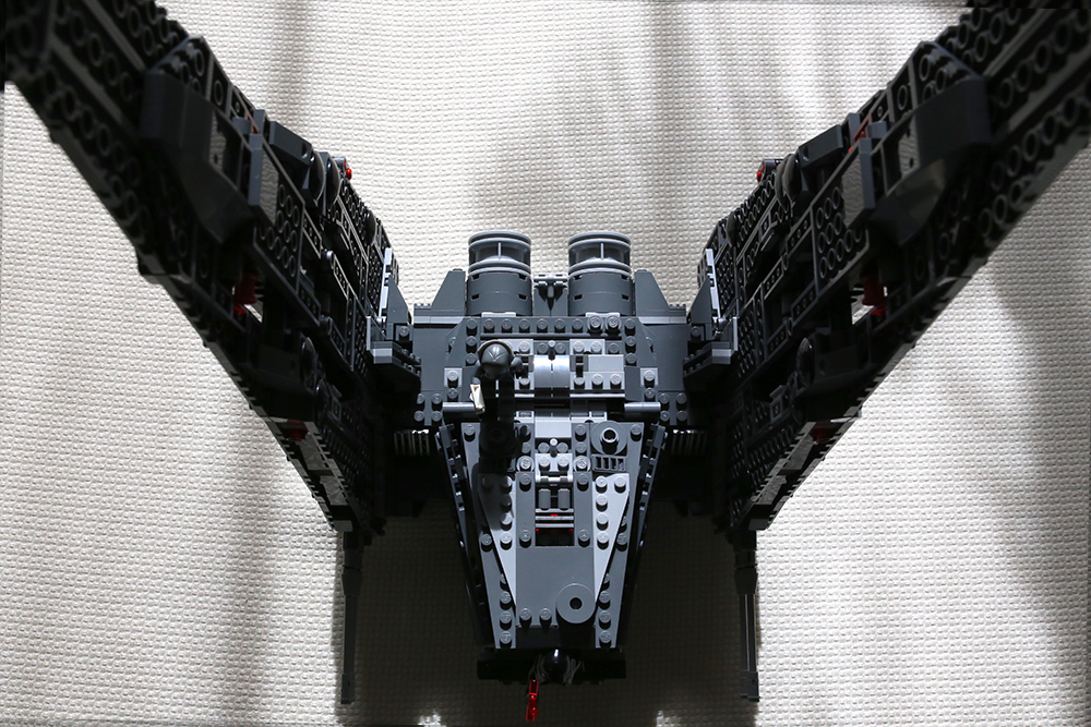 commander shuttle lego