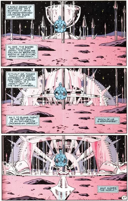 30 Years Later, Watchmen's Unacknowledged Optimism ...