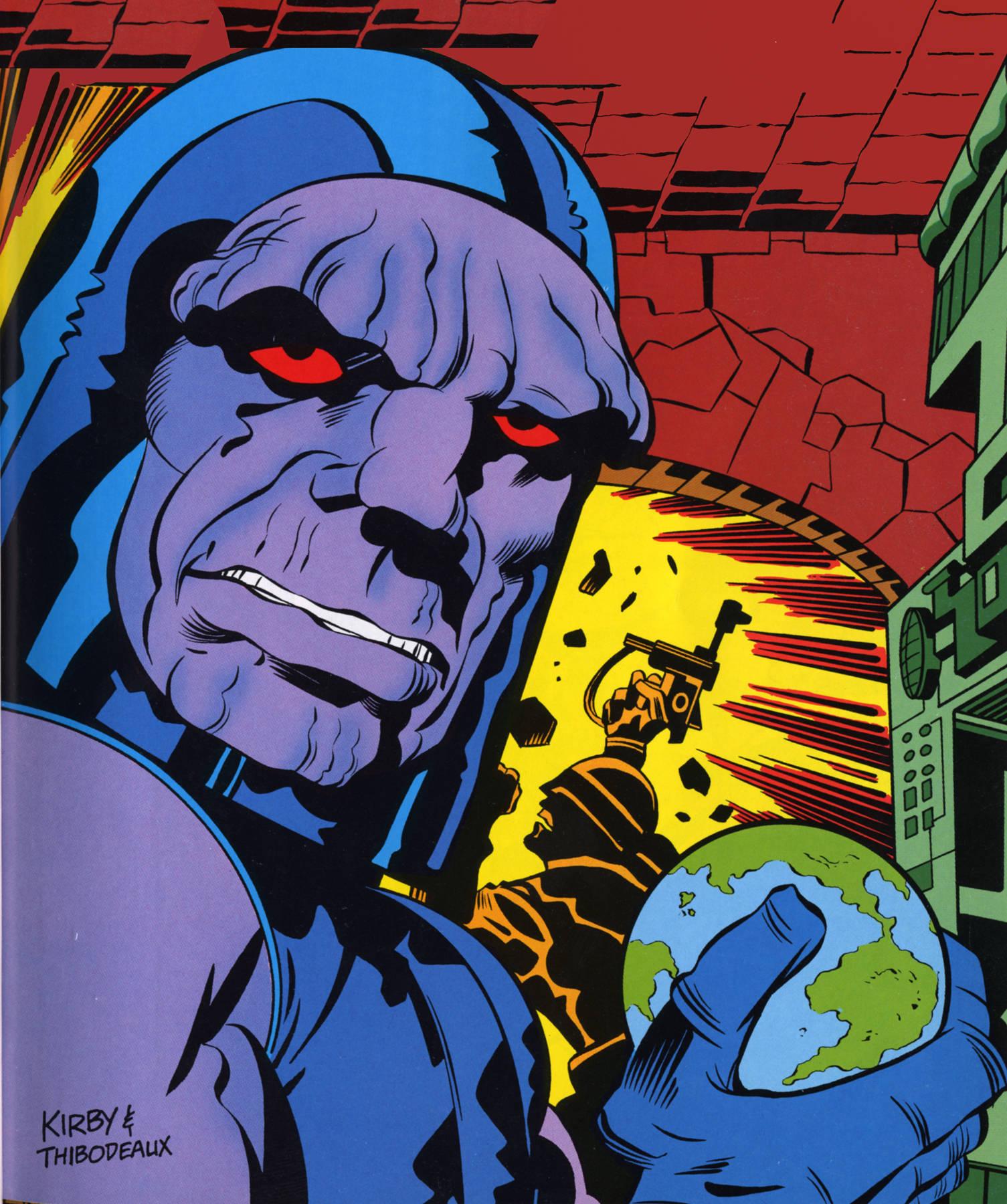 8 Ways Comic Book Legend Jack Kirby Fought Fascism