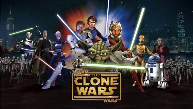 Clone wars temporada 6 castellano
