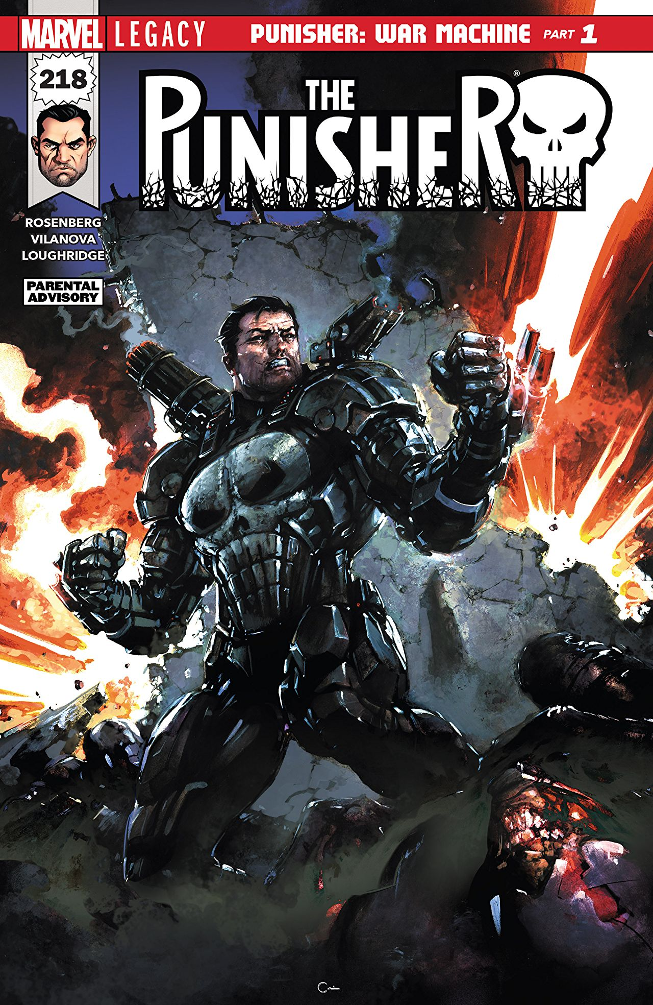 The Punisher Comic