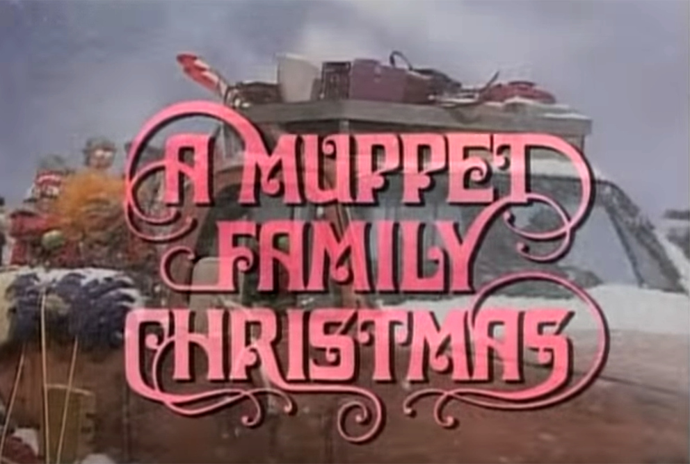 but the beauty of the muppets is how little conflict exists within this perpetual shit show these innocent felt souls could never conceive of a - Muppets Family Christmas