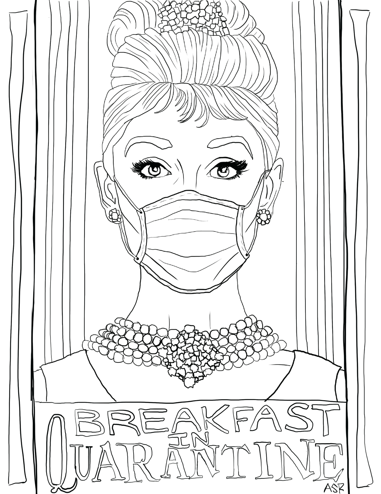 Best Quarantine Coloring Pages: 'Tiger King,' 'Mamma Mia ...