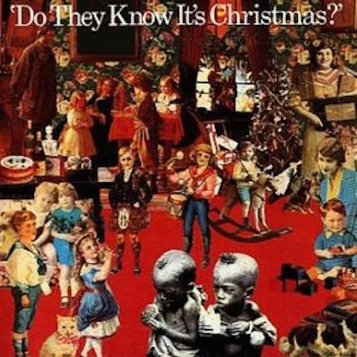 """""""Do They Know It's Christmas?"""" Returns for Ebola"""