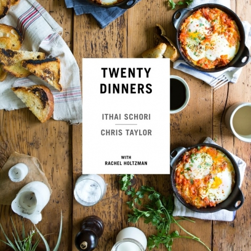 The Laid-Back Vibe of Chris Taylor and Ithai Schori's <i>Twenty Dinners</i>