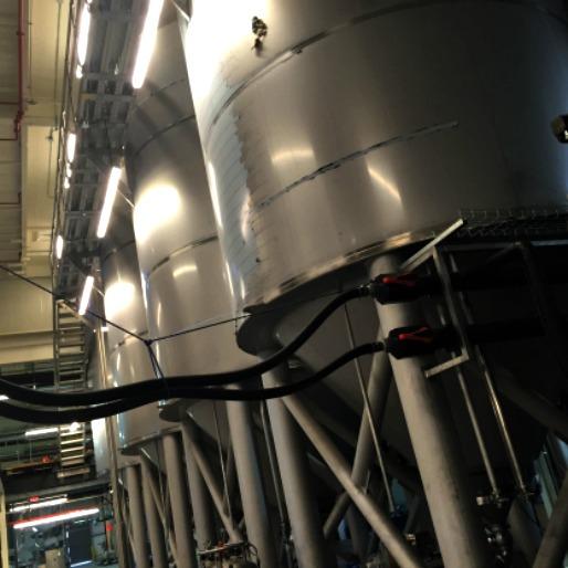 Inside 21st Amendment's Massive New San Leandro Brewery