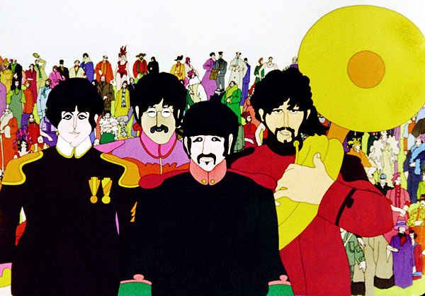 The Beatles' <i>Yellow Submarine</i> Film and Album to be Remastered