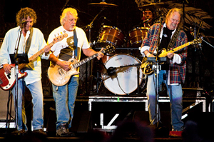 Neil Young and Crazy Horse's Next Album Titled <i>Psychedelic Pill</i>