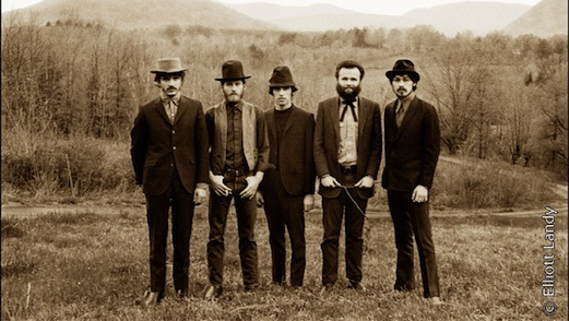 Elliott Landy Launches Kickstarter for Photo Book Featuring The Band