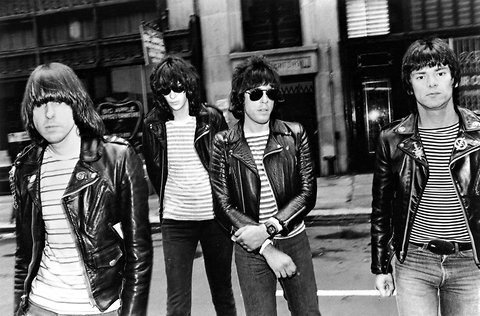 Ramones Memorabilia Goes Up For Auction