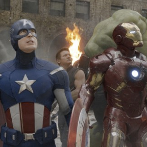 <i>The Avengers</i> Re-Launches For Labor Day Weekend