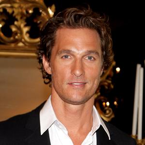 Matthew McConaughey To Play Former Stripper in Soderbergh Film
