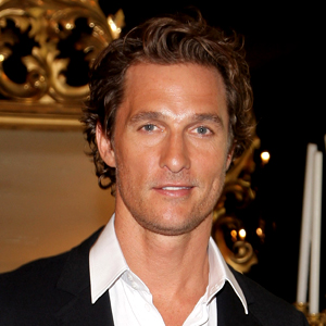 Matthew McConaughey Lands Roles in <i>Gold</i> and <i>Born to Run</i>