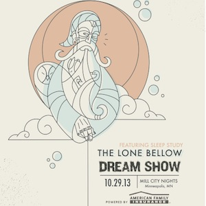 Join <i>Paste</i> and The Lone Bellow in Minneapolis for American Family Insurance Dream Show