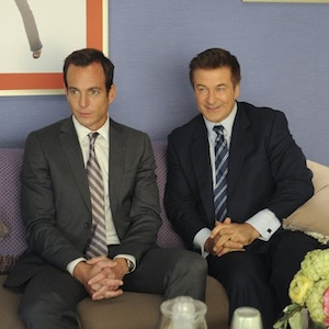 Will Arnett, Steve Buscemi to Guest Star on Tonight's <i>30 Rock</i>