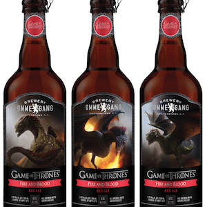 HBO, Ommegang Announce Newest <i>Game of Thrones</i>-Inspired Beer