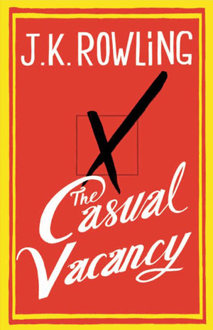 Cover of J.K. Rowling's New Book Revealed