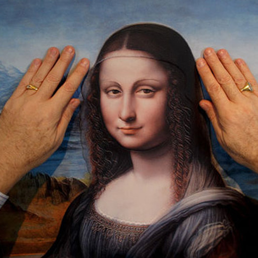 3D Printing Allows The Blind To Experience Famous Artwork