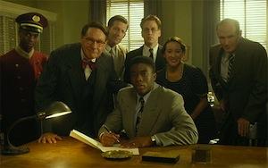 Watch a New Trailer for Jackie Robinson Biopic <i>42</i>