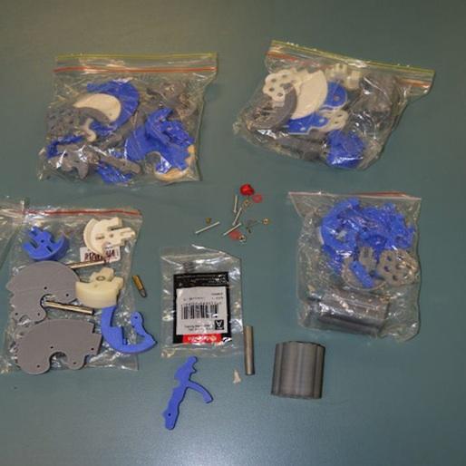 Australian Man Arrested for Allegedly Prepping 3D Guns