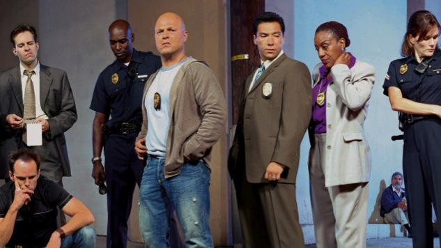 Cop Tv Shows Time Travel