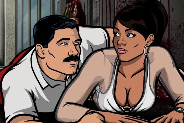 "<i>Archer</i> Review: ""Fugue and Riffs"" (Episode 4.01)"