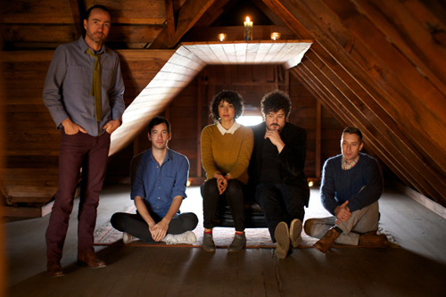 The Shins Announce Next Leg of Tour Dates