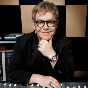 Elton John Signs Book Deal