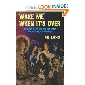 Former Luna Lounge Owner Talks New Book <i>Wake Me When It's Over</i>