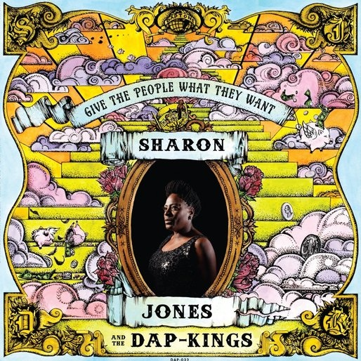 Stream Sharon Jones and the Dap-Kings' <i>Give the People What They Want</i>
