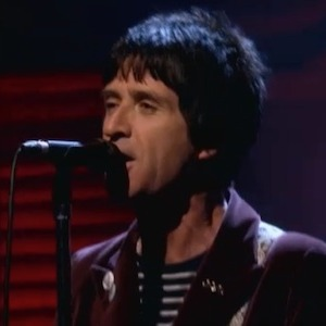 Watch Johnny Marr Perform on <i>Conan</i>