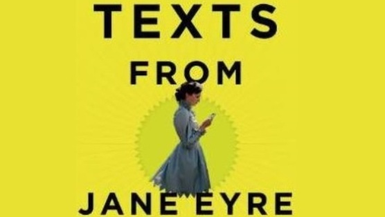 Texting with Jane Eyre and Elizabeth Bennet